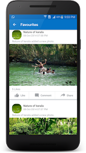 Facepage screenshot 1