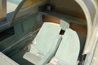 Photo: N753CZ Cozy MK-IV Rear Seats