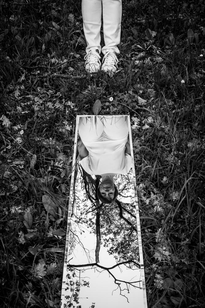 Specchio specchio delle mie brame....autoritratto! di marina_mangini