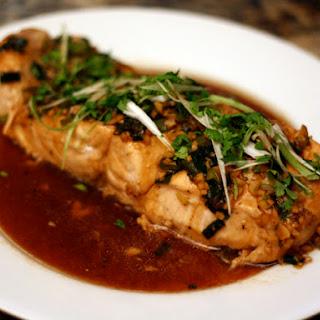 Steamed Salmon Fillet Recipes.