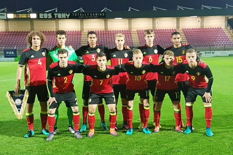 Les U19 belges donnent une leçon au Kazakhstan