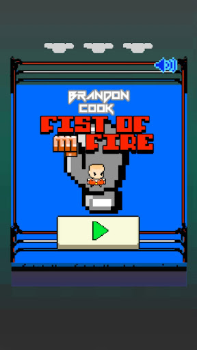 Brandon Cook's Fist of Fire