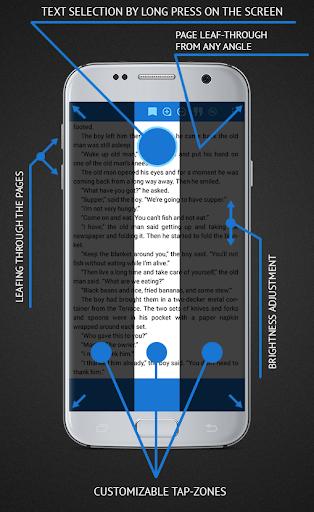 FReader: all formats reader  screenshots 6