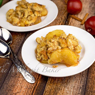 20-Minute Apple Crumble