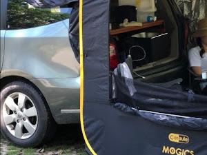 デミオ DJ3AS ガソリン・AWD・ブラックレザーのカスタム事例画像 だんぼーさん(矩形波DJ倶楽部)さんの2020年09月30日17:43の投稿