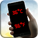 シンプルな温度計
