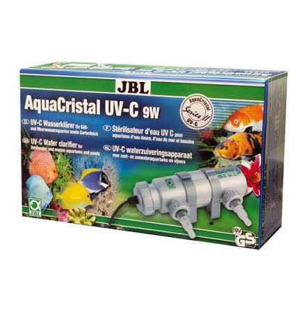 Aqua Cristal UVC 9W