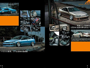 インテグラ DC2のカスタム事例画像 古賀朋絵さんの2020年11月11日01:16の投稿