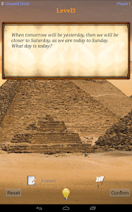 The Sphinx Riddles Lite