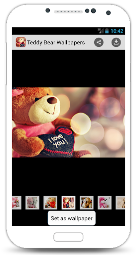 玩個人化App|Teddy Bear Wallpapers免費|APP試玩