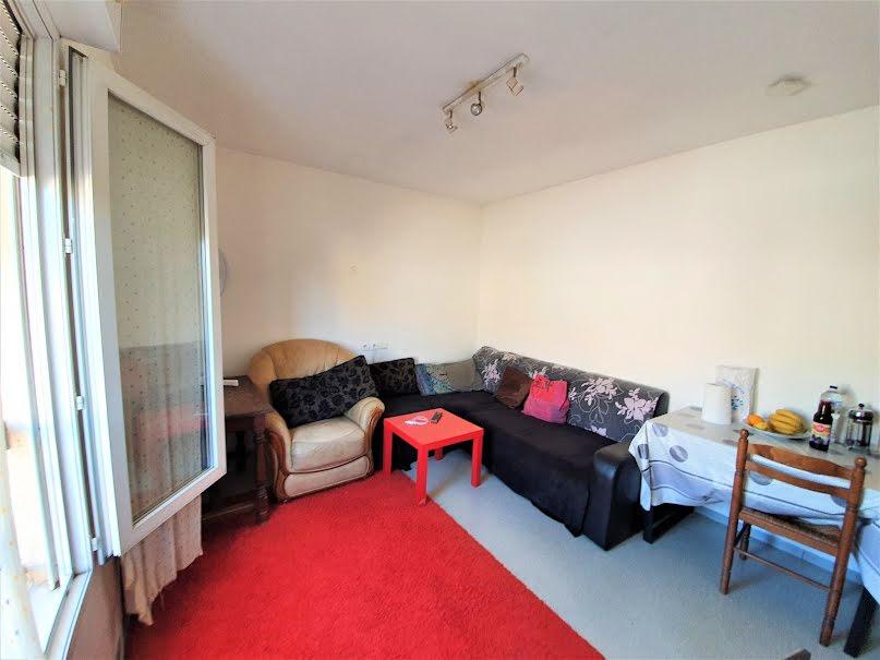 Vente studio 1 pièce 23 m² à Nice (06300), 95 400 €