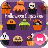 Halloween Cupcakes +HOME Theme