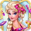 princess salon hair makeup subway run girls games