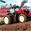 moderno indiano trattore agricoltura 3D