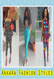 Ankara fashion styles- screenshot thumbnail