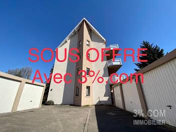 Appartement 3 pièces 60,73 m2