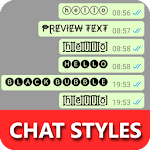 Chat Styles: Cool Text, Stylish Font for WHatsapp 1.6