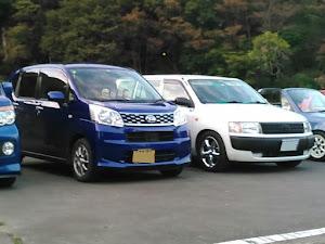 ムーヴ LA160S 平成27年色 Xグレード 4WD スマートアシスト無しのカスタム事例画像 ハイキュー!! ビビリーズ親方舎弟さんの2020年10月18日21:22の投稿
