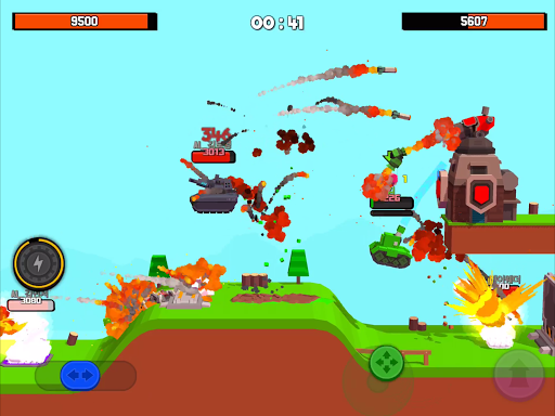 BOOM Tank Showdown screenshot 11