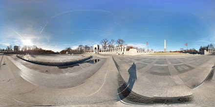 Photo: World War 2 Memorial
