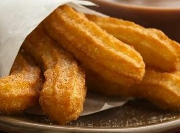 Sweet Cinnamon Churros Recipe