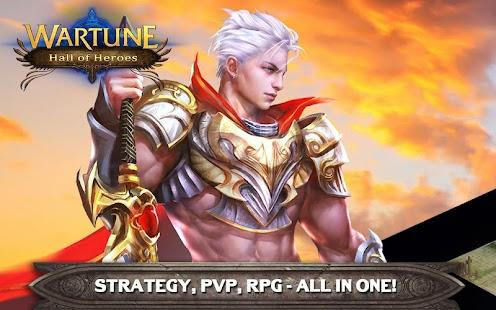 Wartune: Hall of Heroes Screenshot 1