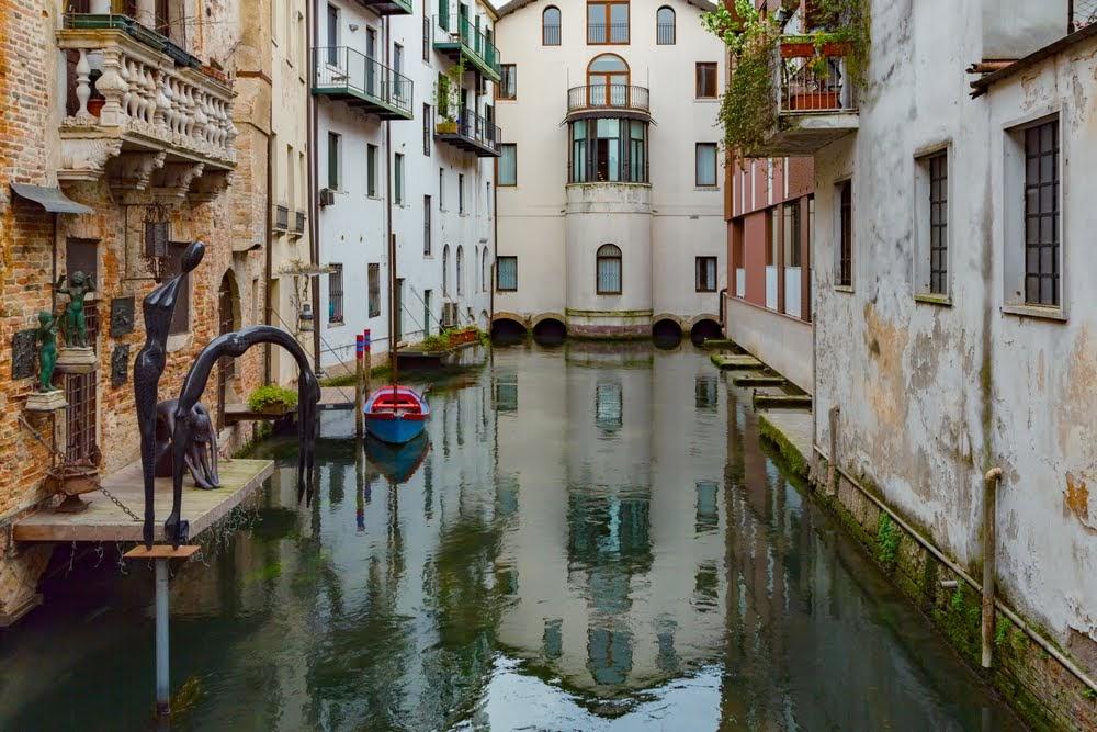 que ver y hacer en Treviso