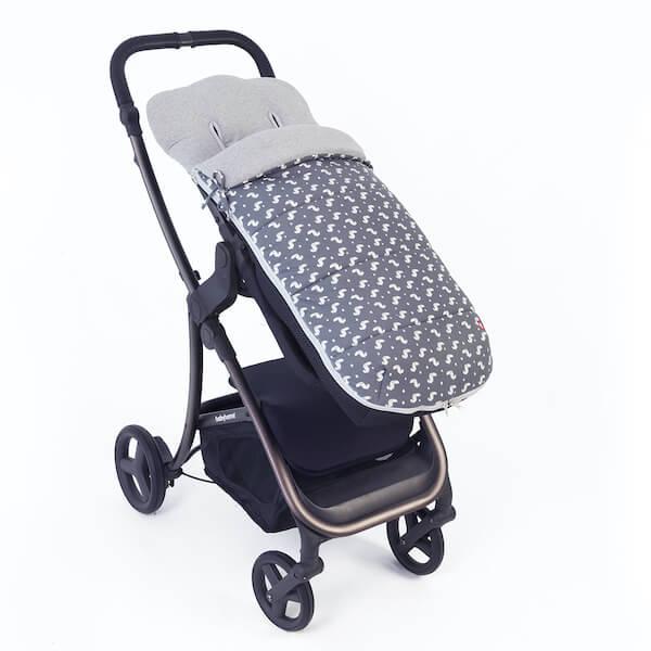 ¿Cómo elegir el saco para silla de paseo de tu bebé? 2