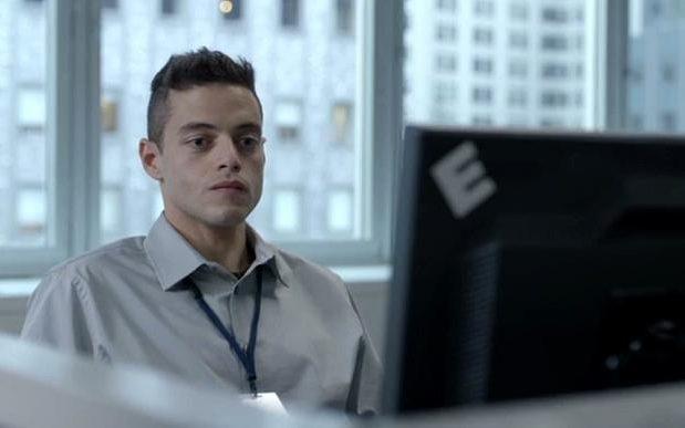 Mr Robot, TV series, Entertainment, Rami Malek, hacking, emmy award, Sam Esmail