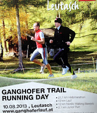 Photo: Advertisement. Hmmm, take a day off of hike to race?