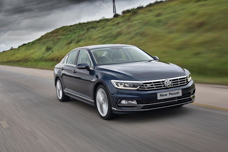 VW quells rumours that the Passat is being killed off. Pic: SUPLLIED