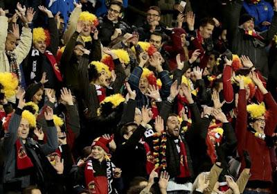 'Slechts' 2000 Belgische fans verwacht in Hampden Park