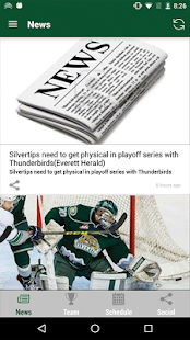 Everett Silvertips- screenshot thumbnail