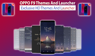 Oppo F9 Themes and Wallpapers-oppof9 launcher 2018 1 0 0 6