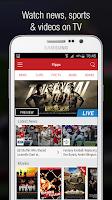 Screenshot of Flipps – Sports, News & Movies