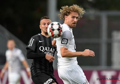 Arjan Swinkels baalt van gemiste kans op Europees voetbal na bekerwinst met KV Mechelen