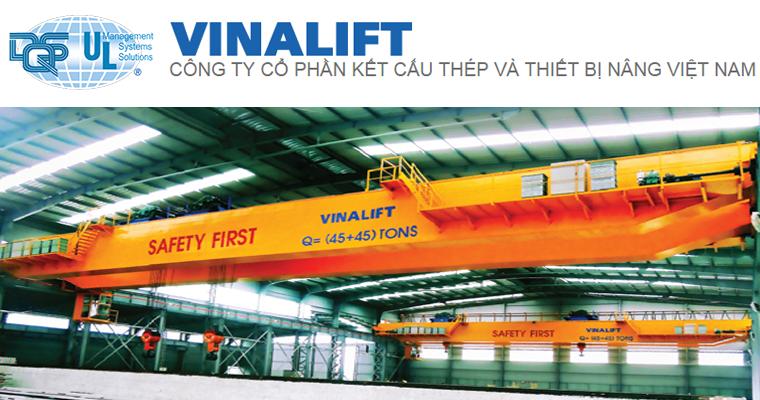Công ty cổ phần kết cấu thép và thiết bị nâng Việt