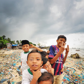 Real Life by Muhammad Fadhil - Babies & Children Child Portraits