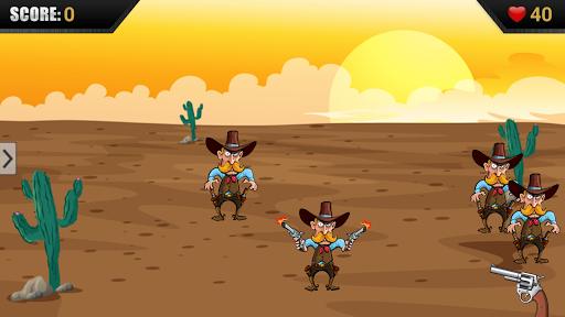 Wacky Cowboy Shooter
