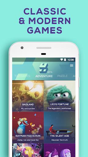 Hatch Cloud Gaming: Stream Premium Games on Demand 0.40.16 screenshots 2