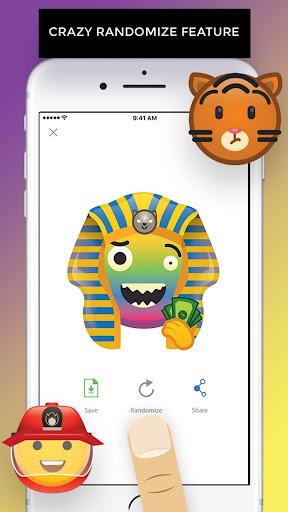 Emojily - Create Your Emoji 1.0 screenshots 4