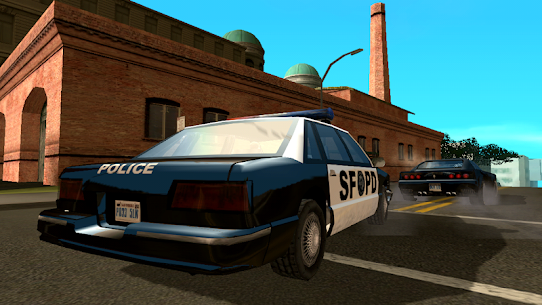 GTA San Andreas  2.00 Mod Apk Download 10