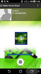 Rádio Borba Brasil - náhled