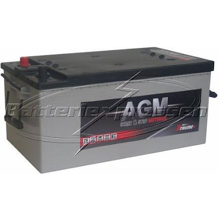 Startbatt.Extreme AGM12V/220Ah