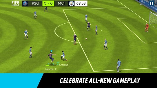 FIFA Soccer Mod 12.5.03 Apk [Unlimited Money] 2