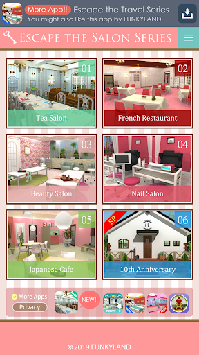 Escape the Salon Series 1.0.1 screenshots 1