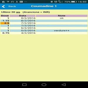 Coumadine Point 1 screenshot 1
