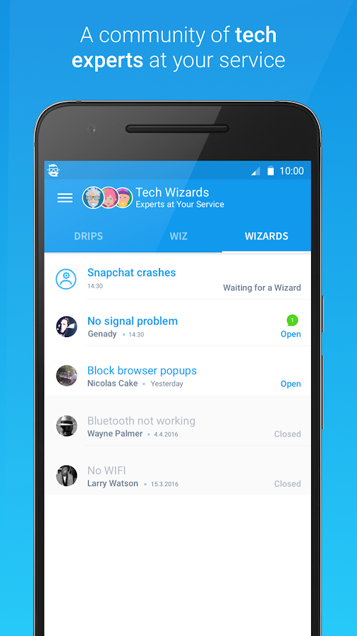 Drippler - Your Tech Assistant- screenshot
