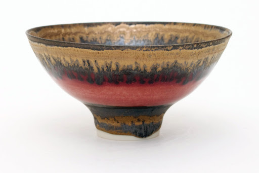 Peter Wills Porcelain Bowl 054