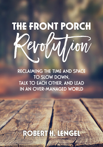 The Front Porch Revolution cover
